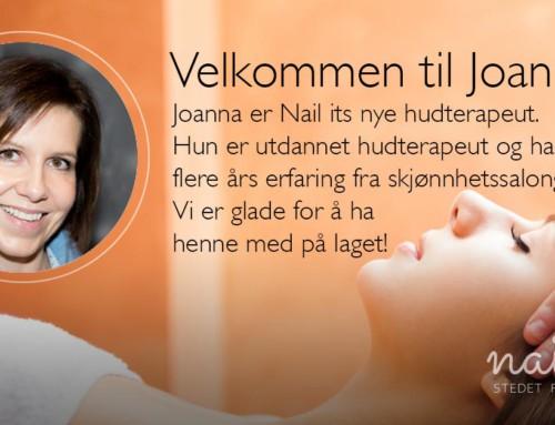 Ny hudterapeut – velkommen!