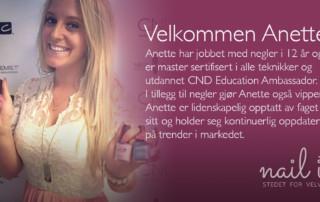 Ny negldesigner - Anette